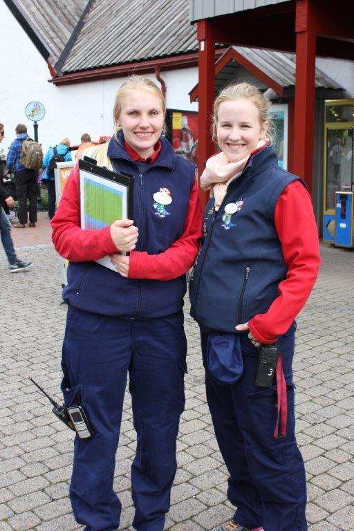 Emilie og Lene